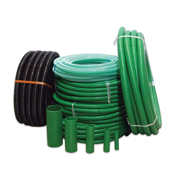 PVC Suction & Delivery Hose 1.0